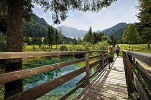 Wandern © Kärnten Werbung - Steinthaler