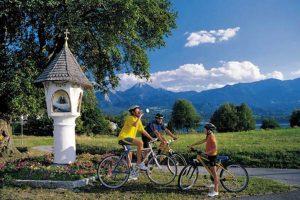 Radfahren © Kärnten Werbung - Gerdl