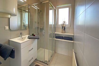 Ferienwohnung Sylvana Badezimmer
